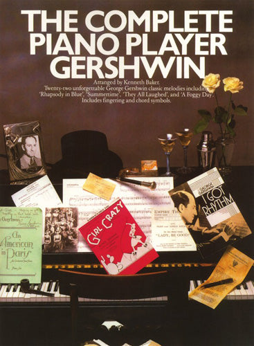 AM69121 - The Complete Piano Player: Gershwin Default title