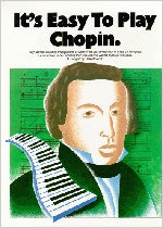 AM71747 - It's Easy to Play Chopin Default title