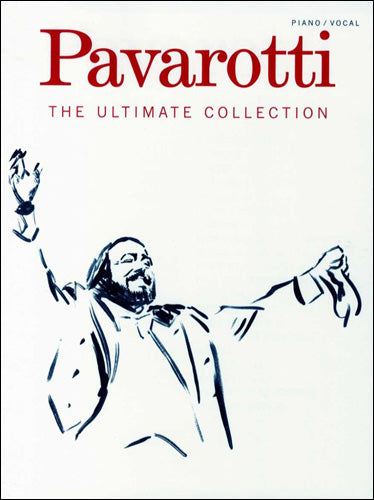 AM992376 - Luciano Pavarotti: The Ultimate Collection (Voice and Piano) Default title