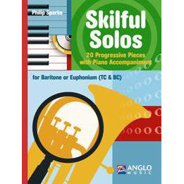 AMP194-400 - Skilful Solos for Baritone or Euphonium Default title