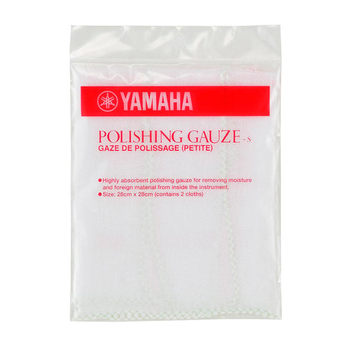 APG-S - Yamaha 2 pack polishing gauze Default title