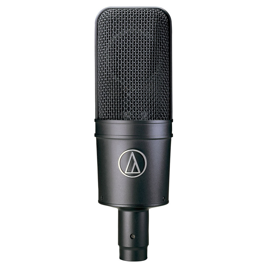 AT4033ASM - Audio Technica cardioid condenser microphone with shock mount Default title