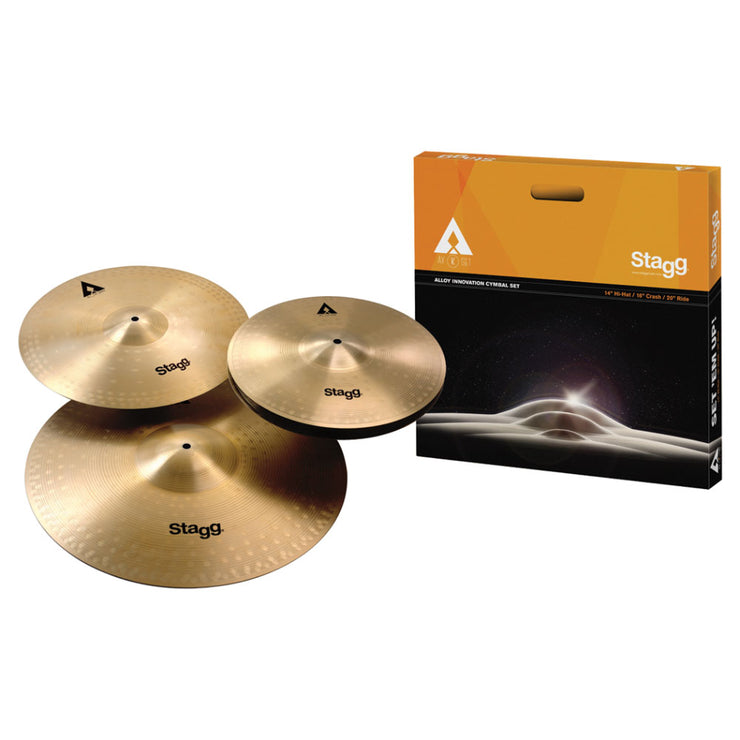 AXK-SET - Stagg starter cymbal pack Default title