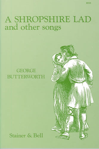 SB-B333 - A Shropshire Lad and Other Songs Default title