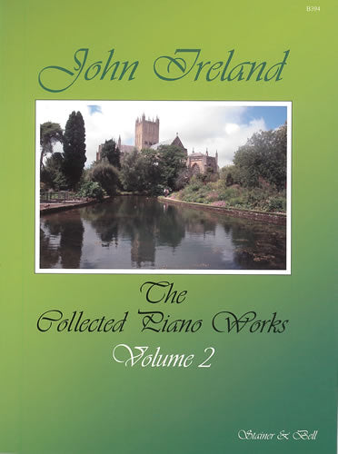 SB-B394 - The Collected Works for Piano: Volume 2 Default title