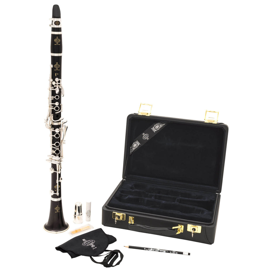 BC1102-2-0 - Buffet E13 Bb clarinet with hard case Hard case