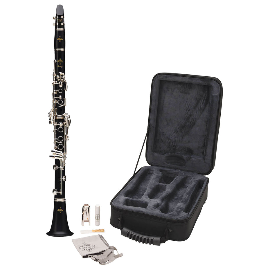 BC2541-2-0 - Buffet Prodige Bb student clarinet outfit Default title