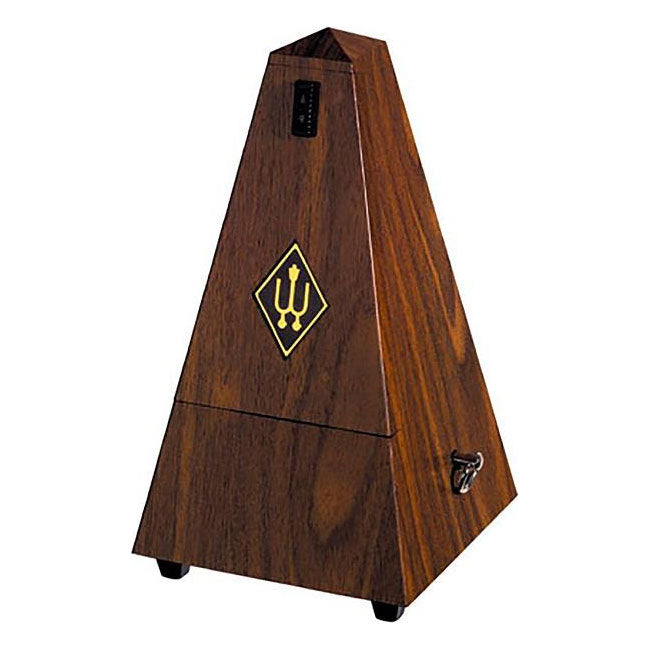BM2182 - Wittner traditional metronome in walnut grain plastic case Default title