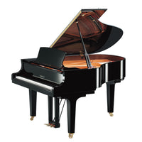 C2X,C2X-SE,C2X-PM,C2X-PWH,C2X-SAW - Yamaha C2X grand piano Polished Ebony