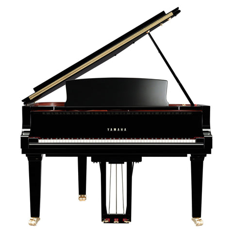 C3X,C3X-PM,C3X-PWH,C3X-SAW,C3X-SE - Yamaha C3X grand piano Polished Ebony