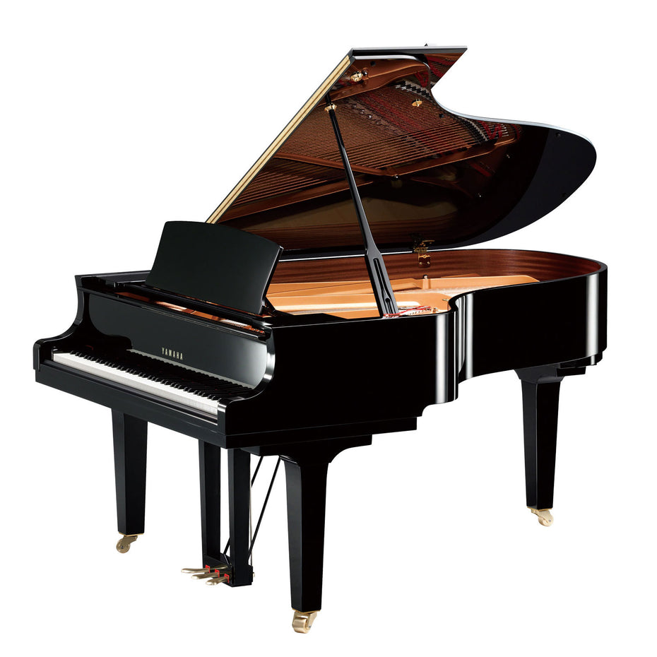C5X,C5X-SE - Yamaha C5X grand piano Polished Ebony