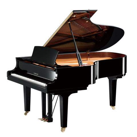 C5X,C5X-PM,C5X-PWH,C5X-SAW,C5X-SE - Yamaha C5X grand piano Polished Ebony