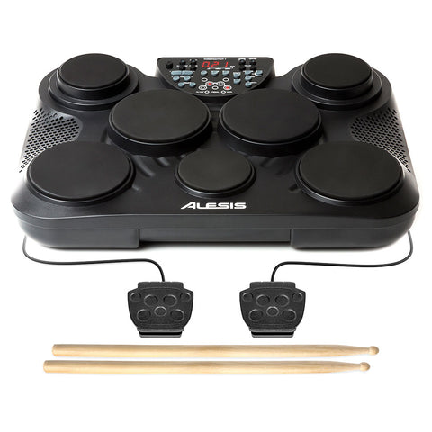 COMPACTKIT7 - Alesis compact Kit 7 table top electronic drum kit Default title