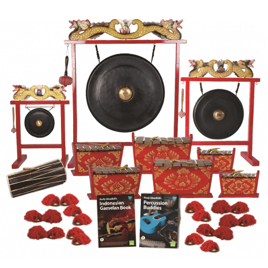 CP-IGB20S - Gamelan classroom pack - standard pack for 20 players Default title