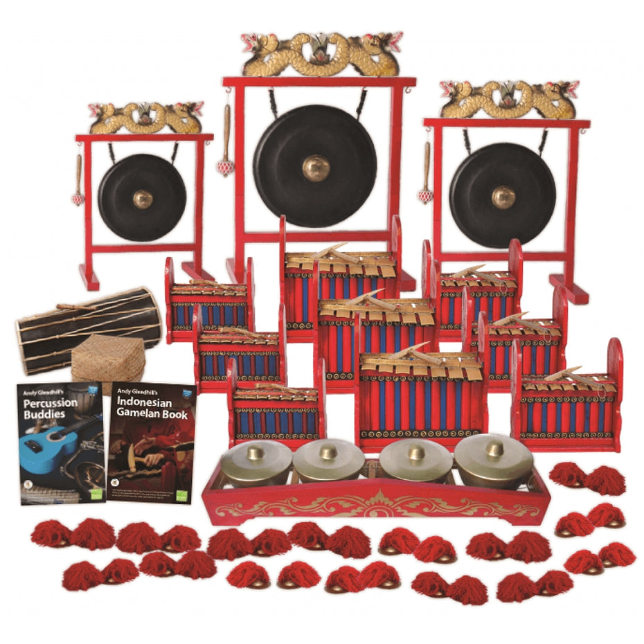 CP-IGB30B - Gamelan classroom pack - budget pack for 30 players Default title