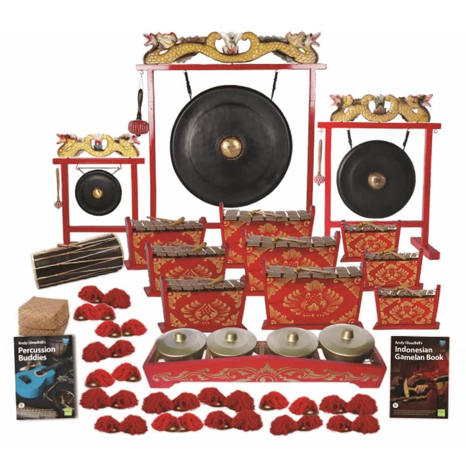 CP-IGB30S - Gamelan classroom pack - standard pack for 30 players Default title
