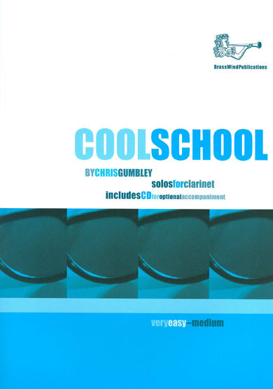 BW1318CD - Cool School for Clarinet Default title