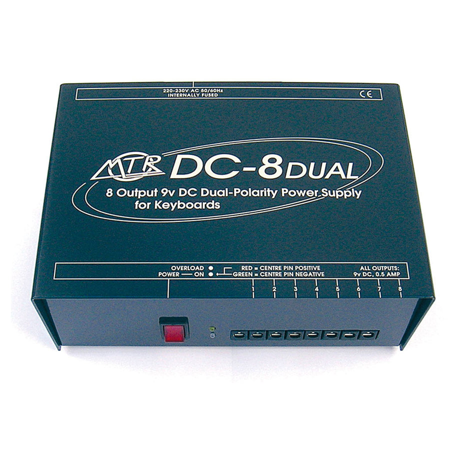 DC8 - Multi-keyboard power supply for Yamaha portable keyboards Default title