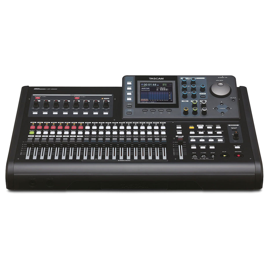 DP32SD - Tascam 32 track digital portastudio Default title