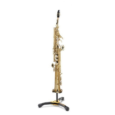 DS531BB - Hercules soprano saxophone and flugel horn stand Default title