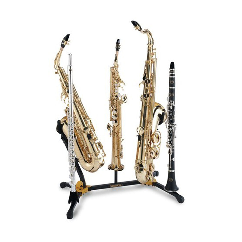 DS538B - Hercules duo alto or tenor saxophone stand Default title