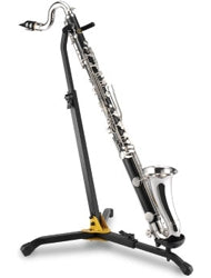DS561B - Hercules bass clarinet and bassoon stand Default title