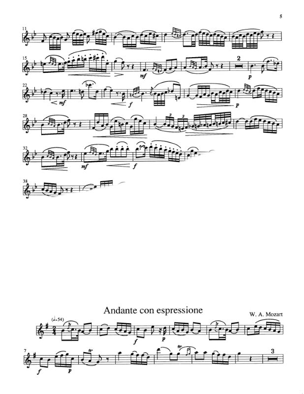 JE-EE85 - Mozart and Haydn for oboe Default title