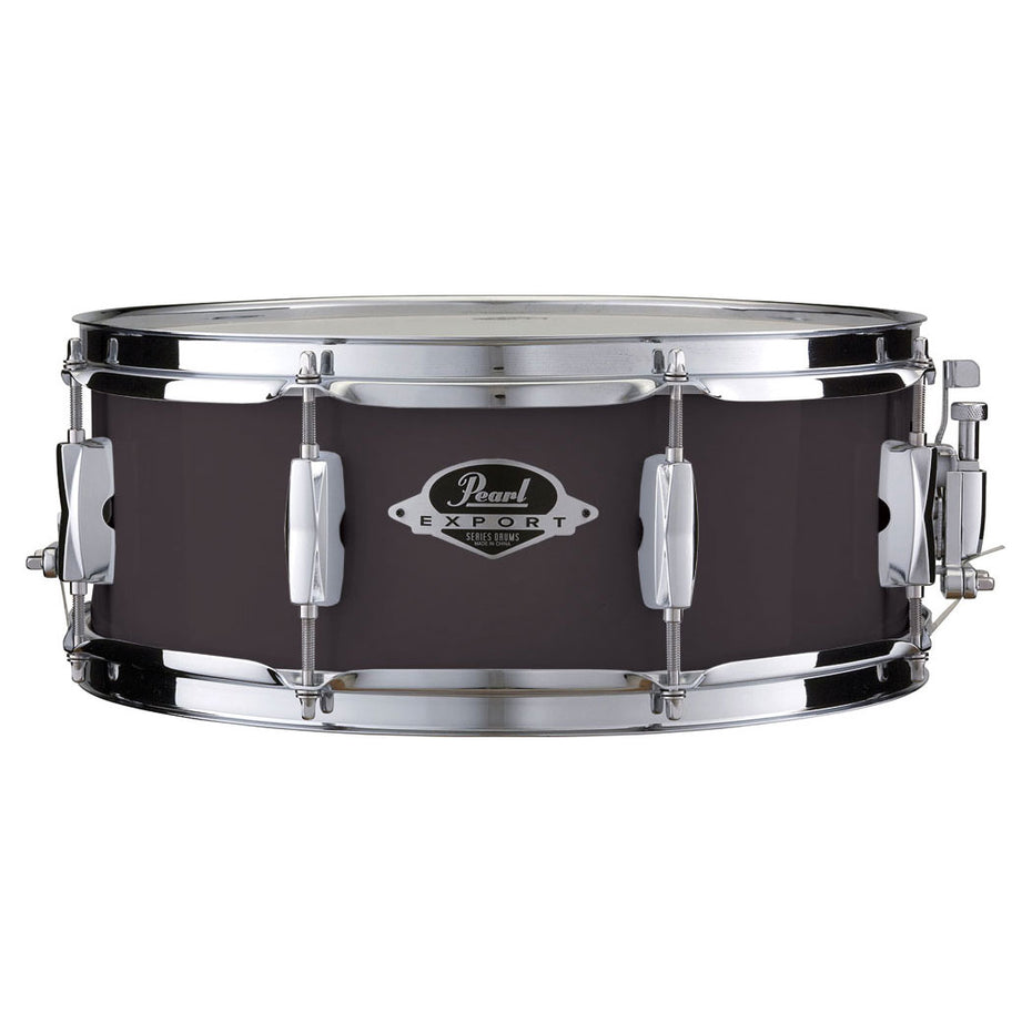 EXX1455S-C21 - Pearl wooden snare drum Smokey chrome