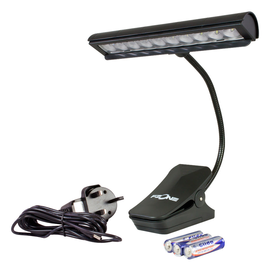 FL9030 - FZone clip on 10 LED orchestra music stand light Default title