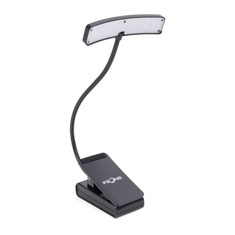 FL9036 - FZone clip on 6 LED compact music stand light Default title