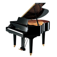 GB1KSC2-PAW,GB1KSC2-PM,GB1KSC2-PWH - Yamaha GB1 SC2 Silent Grand Piano Polished American Walnut