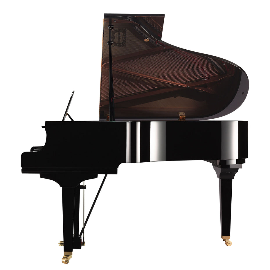 GC2,GC2-SE,GC2-PM,GC2-SAW,GC2-PWH - Yamaha GC2 grand piano Polished Ebony