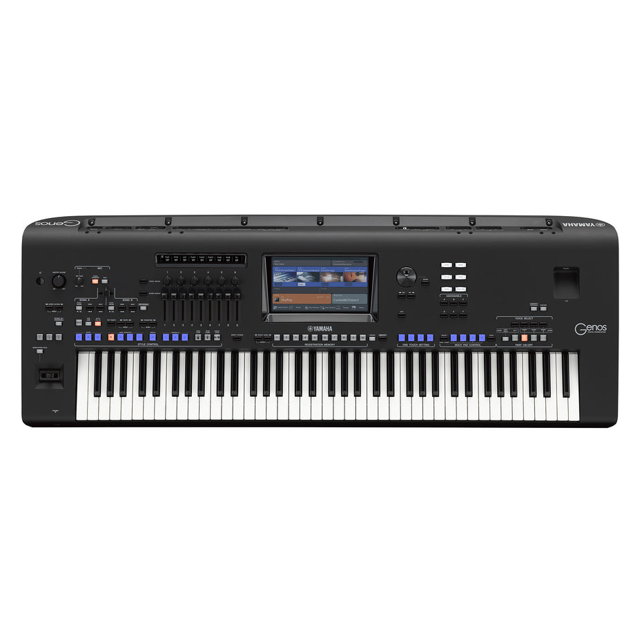 GENOS - Yamaha GENOS 76 note workstation keyboard Default title