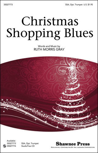 HL35027773 - Ruth Morris Gray: Christmas Shopping Blues Default title