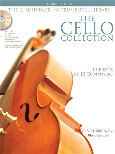 HL50486141 - The Cello Collection - Intermediate Default title
