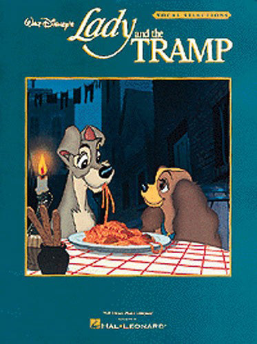 HLD00313109 - Richard Rodgers: Lady and the Tramp - Vocal Selections Default title