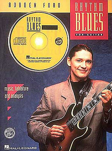 HLE00070030 - Robben Ford: Rhythm Blues For Guitar Default title