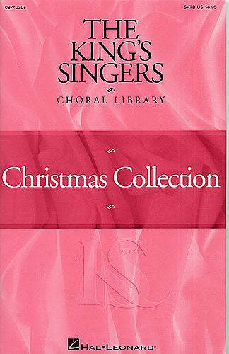 HLE08740306 - The King's Singers Choral Library Christmas Collection Default title