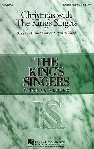 HLE08740316 - Christmas With the King's Singers Default title