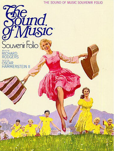 HLW00312394 - The Sound of Music: Souvenir Folio (Original) Default title