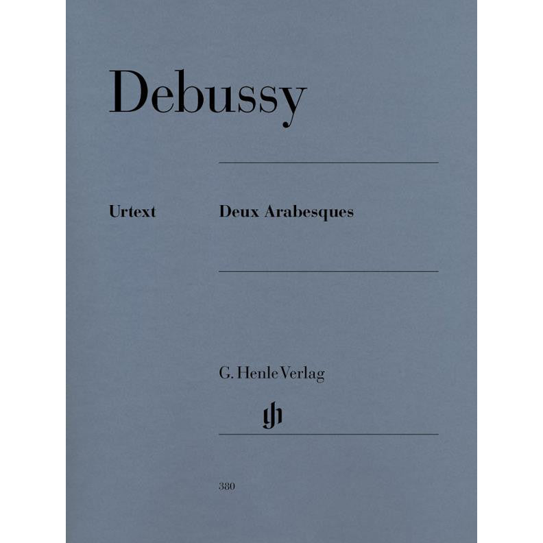 HN380 - Deux Arabesques for Piano Default title