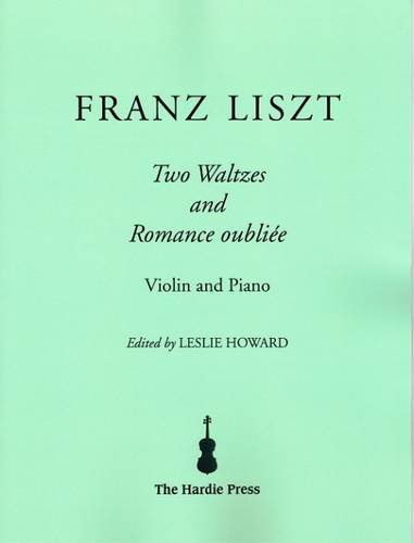 HP33 - Two Waltzes and Romance Oubliée Default title