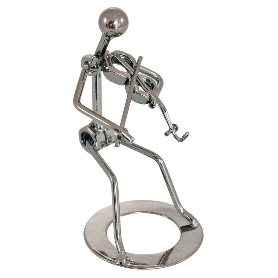 HYF004 - Nuts & bolts iron man figurine - violinist Default title