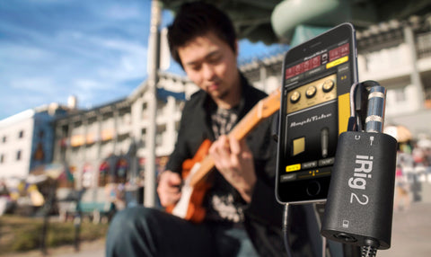 IKRIG2 - iRig 2 guitar interface Default title