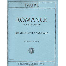 IMC3499 - Romance in A  major op 69 Default title