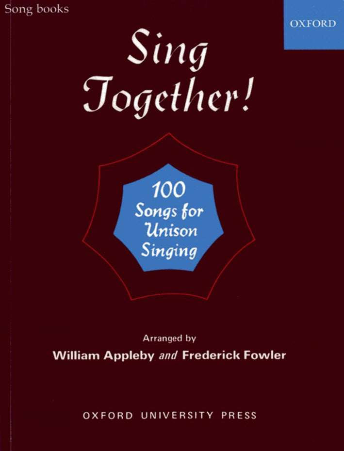 OUP-3301566 - Sing Together!: Piano score Default title