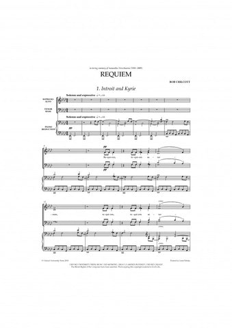 OUP-3366961 - Requiem: Vocal score Default title