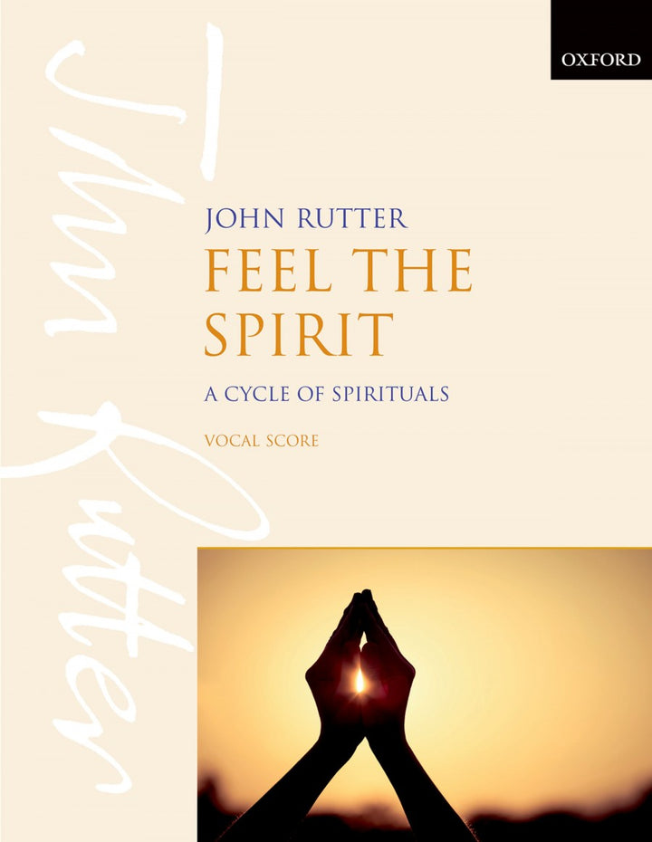 OUP-3416246 - Feel the Spirit: Vocal score Default title