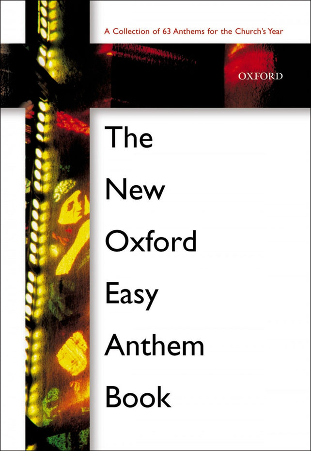 OUP-3533189 - The New Oxford Easy Anthem Book: Paperback Default title