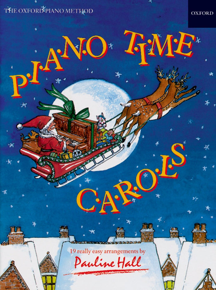 OUP-3727373 - Piano Time Carols Default title